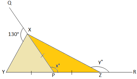 Problems Based on Isosceles Triangles