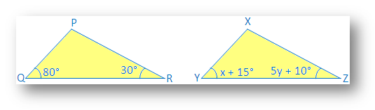Problems on Angle Side Angle Congruence