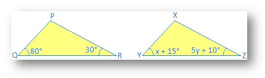 Problems on Angle Side Angle Congruence