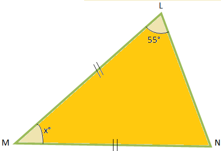 Problems on Isosceles Triangles