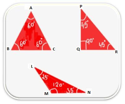 Angle Properties of Triangles
