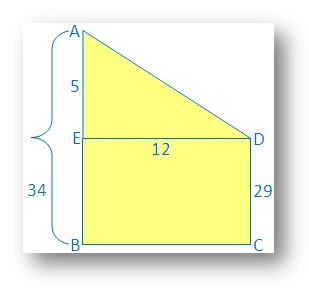 Resultado de imagen para Pythagorean Theorem Application Problems