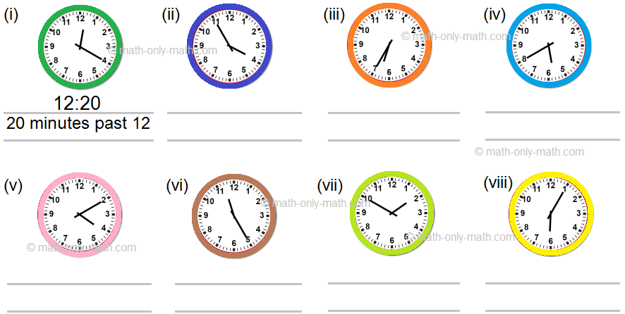 Reading Time in 5-minute Intervals