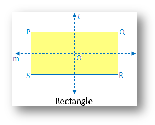 Rectangle Line Symmetry