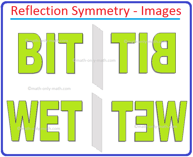 Reflection Symmetry Images