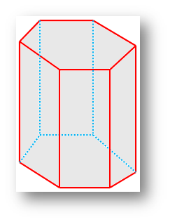 Regular Hexagon Cylinder