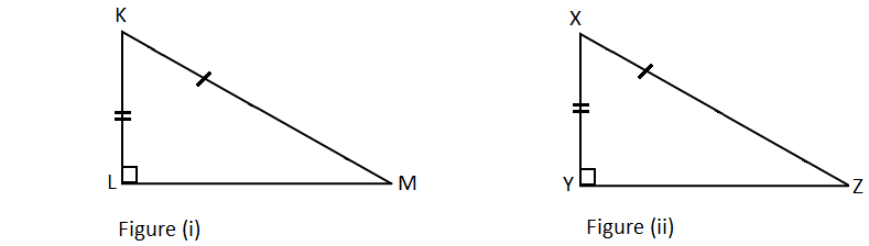 Right Angle-Hypotenuse-Side Congruency