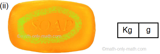 Soap Weight