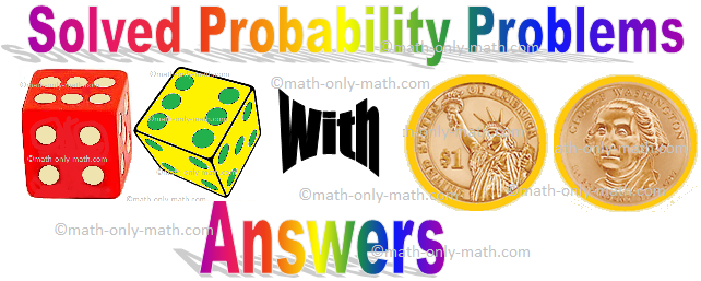 Solved Probability Problems