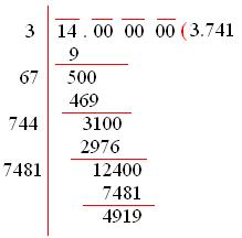 how to find square root of a number easily
