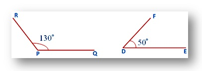 supplementary angles image