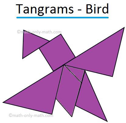 Tangrams - Bird