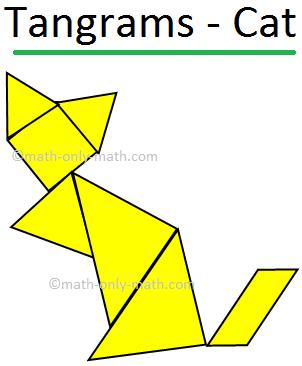 Tangrams - Cat