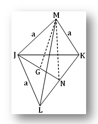 What is tetrahedron?
