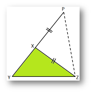 The Sum of any Two Sides of a Triangle is Greater than the Third Side