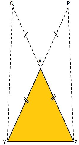 Theorem on Isosceles Triangle