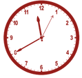 Time in Hours Minutes and Seconds