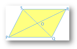 Two Diagonals of a Quadrilateral