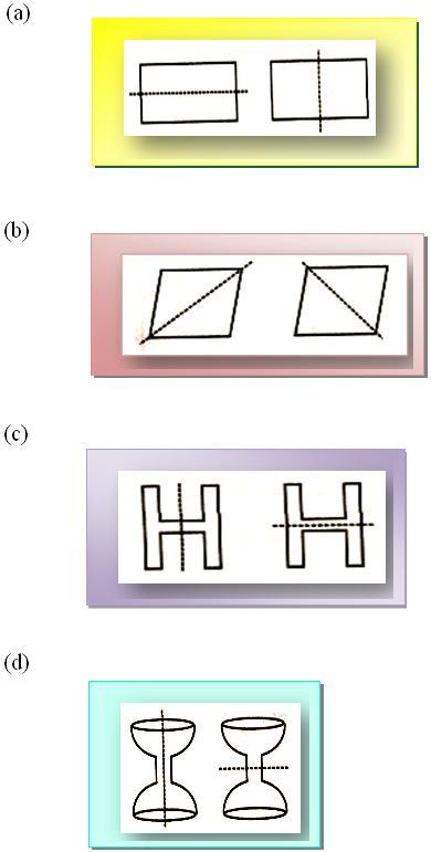 Two-Line Symmetry