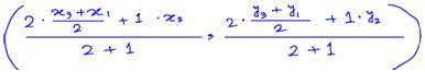 Use mid point theorem