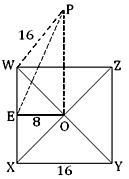 volume and surface area of a pyramid
