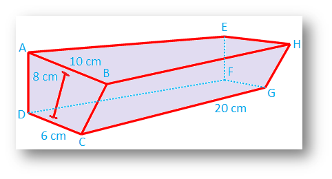 Volume and Surface Area of Cylinder