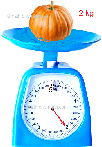 Weighing Scale 2Kg