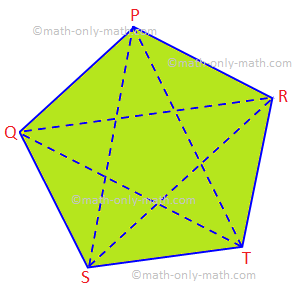 What is Diagonal of a Polygon?