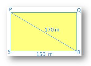 Word problems on Pythagorean Theorem | Application of Pythagoras Theorem