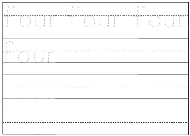 Printables Name Handwriting Worksheets make your own tracing worksheets davezan number names free name for