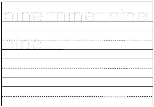 Free Printable Worksheet On