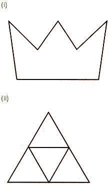 Worksheet on Symmetrical Shapes | Basic Ideas on Symmetrical Shapes