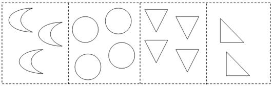Identify Number 4 Math Preschool Learning Activities – Number 4 Worksheets