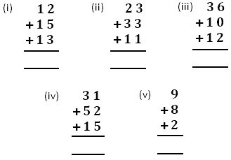 2nd grade math worksheet