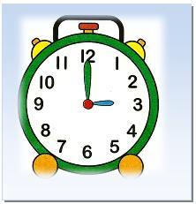 3 o'clock