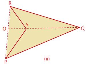 A Quadrilateral PQRS