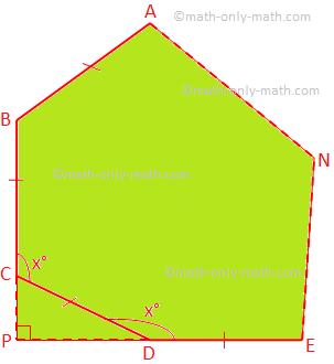 Alternate Sides of a Regular Polygon