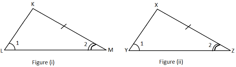 Angle-Angle-Side Congruency