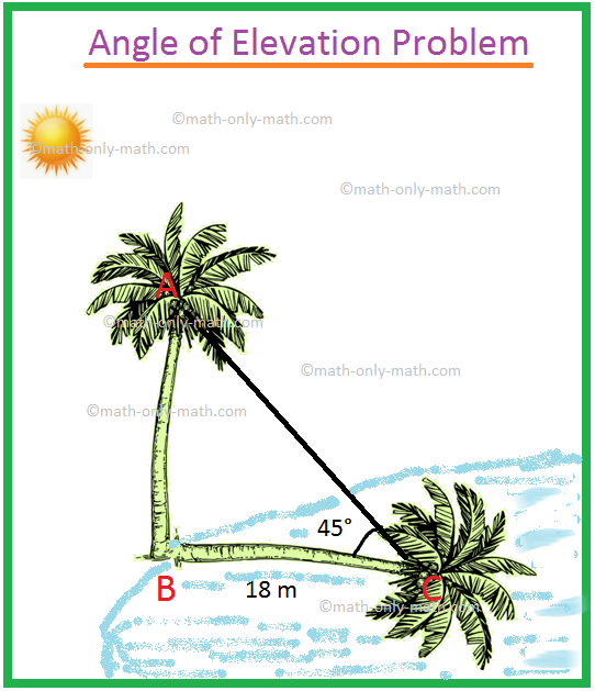 Angle of Elevation Problem
