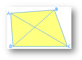 Diagonals of the Quadrilateral