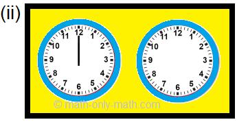 Draw Clock Hands