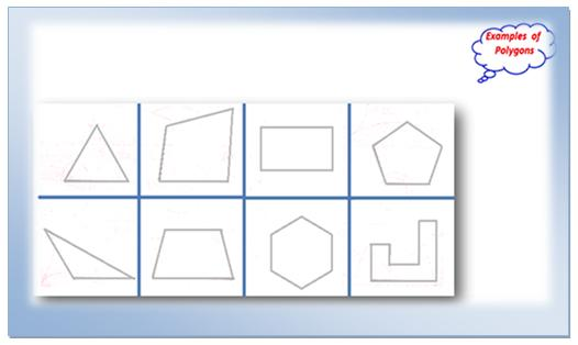 Example of Polygons