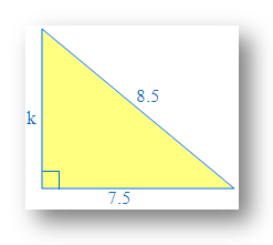 Find the Missing Value of the Triangle
