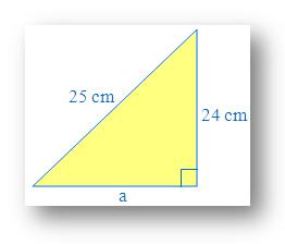 Formula of Pythagorean Theorem