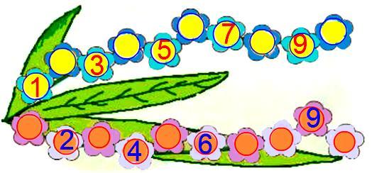 Number Names Worksheets kindergarten sequencing worksheet : Number Names Worksheets : free printable sequencing worksheets for ...