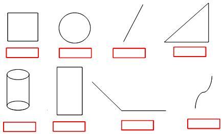 geometrical shapes image