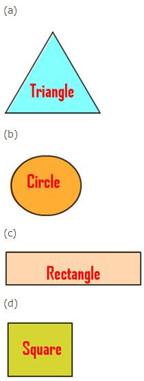 Kindergarten Worksheet on Geometry