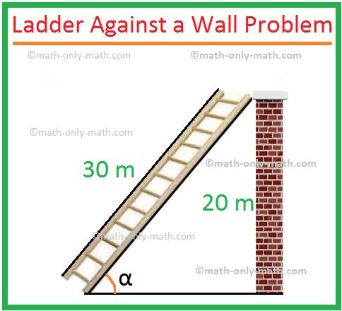 Ladder Against a Wall Problem