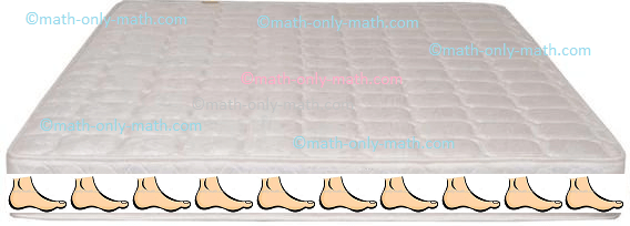 Length of the Mattresses