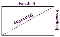 Perimeter and Area of Rectangle